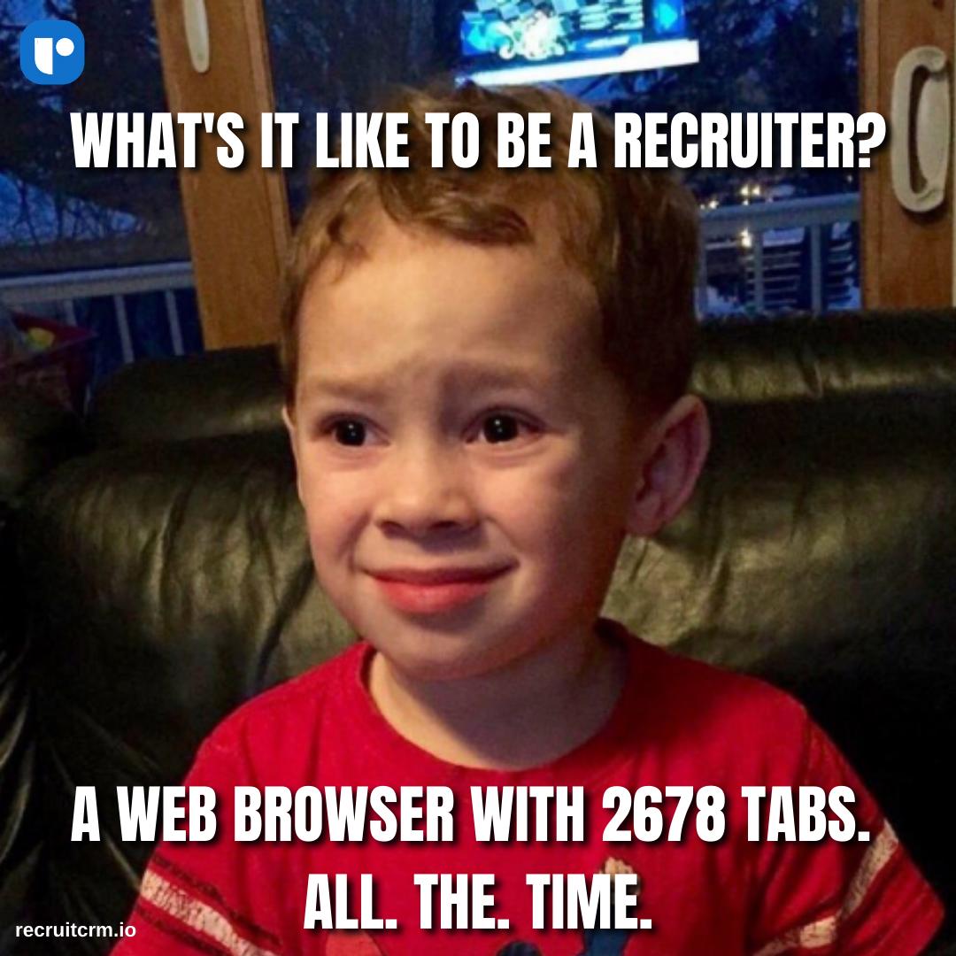 recruiter memes 2021