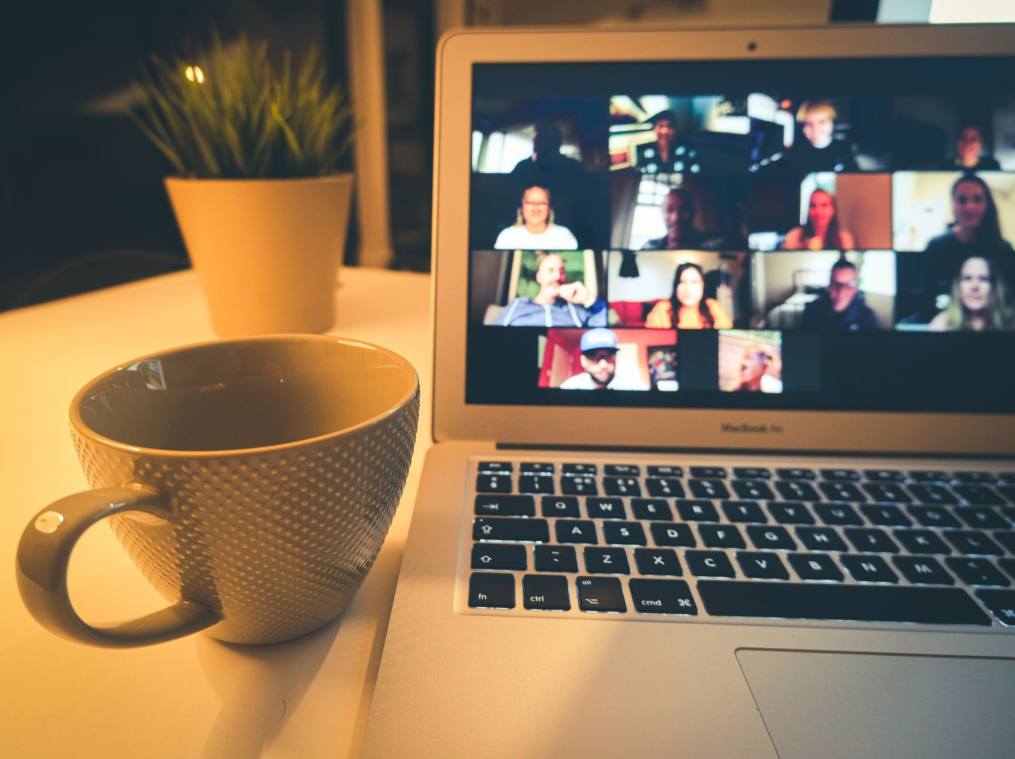 virtual interviews remote recruitment
