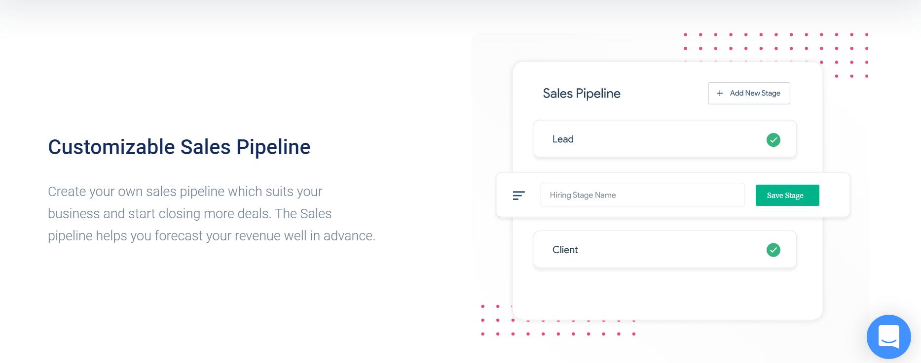 sales pipeline crm
