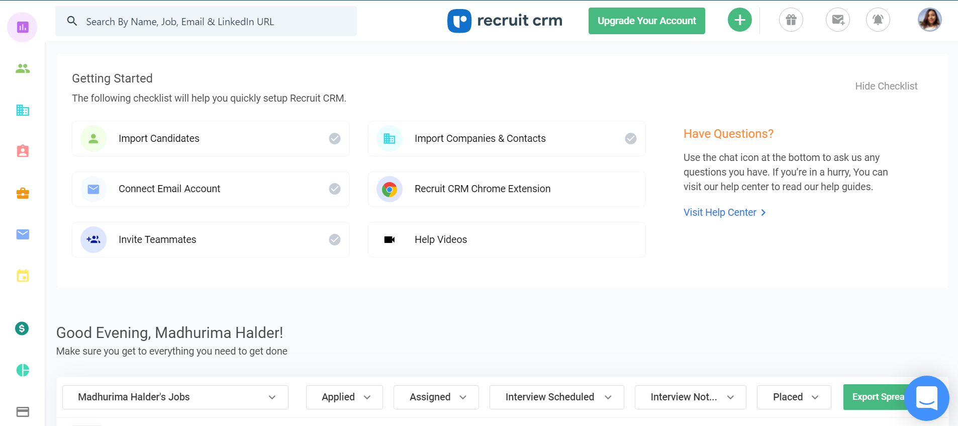 top recruiting tools