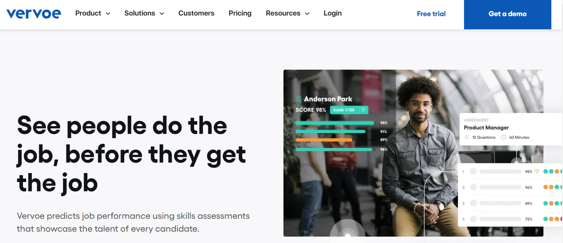 candidate assessment tools