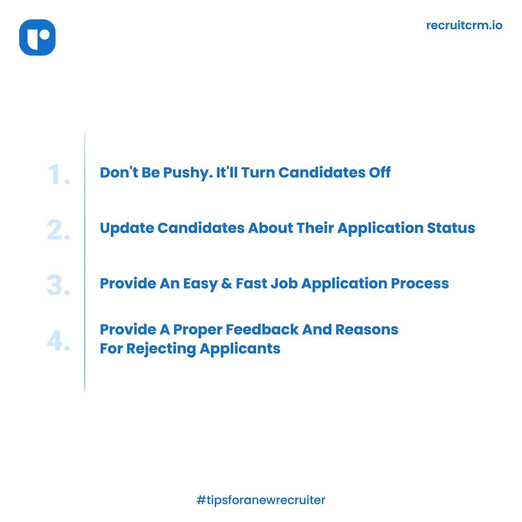 best recruitment tips